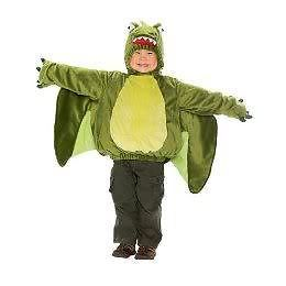 New Baby Toddler Boy Plush Dinosaur Halloween Costume Vest Size 12 18 Months
