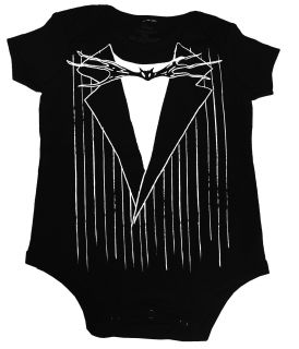 The Nightmare Before Christmas Disney Jack Skellington Suit Baby Creeper Romper