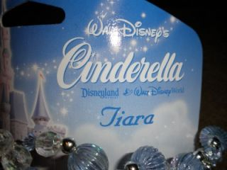 Disney Parks Cinderella Costume Crown Tiara New