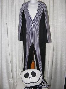 Disney Store Jack Skellington Nightmare B4 Xmas Costume Child Medium