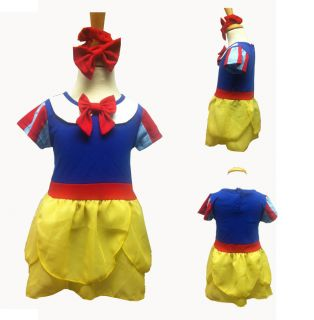 Baby Girl Fancy Dress Character Cartoon Dress Up Party Costume 6 12 1 2 2 3
