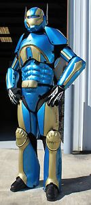Robot Costume Ironman Transformers Real Steel Star Wars War Machine Costume