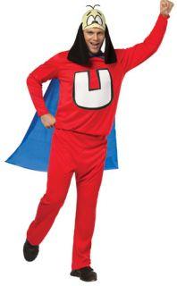 Underdog Halloween Adult TV Cartoon Character Costume