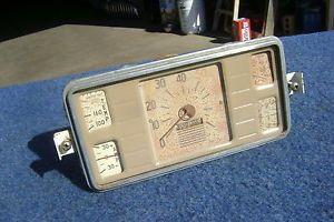 IHC International Truck Speedo Cluster 1949 1948 1947 1946 1942 1941 Rat Rod