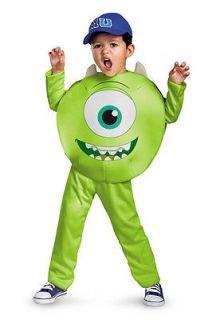 Toddler Monsters University Mike Wazowski Costume