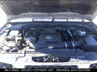 Nissan Pathfinder Engine 4 0L Vin A 4th Digit VQ40DE 05 06 07 13E0435