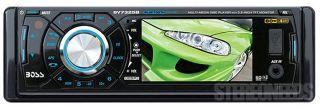 """Boss BV7325B Indash Car 3 2"""" TFT LCD Monitor Bluetooth DVD CD MP3 Aux USB Player 791489113076"""