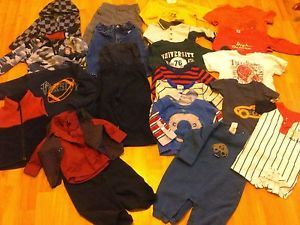 Big Lot Baby Boy Clothes 12 18 Months Carters Fischer Price Gap Kids Korner