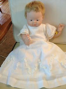 "Vintage Baby Dear LAL Doll 1960 Jolly 18"" Original Clothes"
