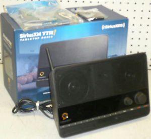 Details about SIRIUS XM TTR1 PORTABLE SATELLITE RADIO SOUND SYSTEM