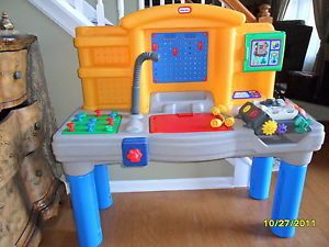 Little Tikes Tool Work Bench On Popscreen