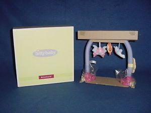 New NIB American Girl Bitty Baby Twins Doll Toy Bar for Stroller