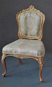 "1 6 Scale Custom Furniture Barbie Fashion Royalty Chair C ""Last Chance"""
