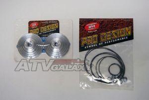 Pro Design Cool Head Big Bore Domes O Ring Kit 20cc 20 Yamaha Banshee 350