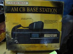 Cherokee CBS 500 Radio Am CB Base Station w Mods