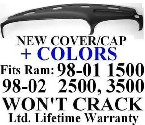 Pickup Truck Dash Cover Cap Panel Dashboard Board Top Kit Pad Dashpad Repair Res