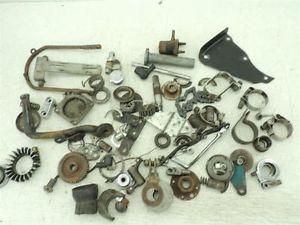 Large Lot British Motorcycle Parts Triumph Norton BSA 500 650 750 31