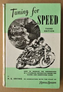 Motorcycle Engineering Manual Book Phil Irving BSA Norton Triumph Rudge Vincent