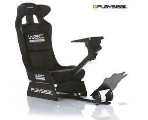 Playseat® WRC Rally Racing Simulator Seat Gaming Chair G27 T500RS PS3 Xbox PC