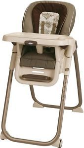 Graco Baby Table Fit High Chair Farrow Brand New Free Shipping