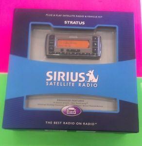 New Sirius Stratus SV3 TK1 Plug Play XM Satellite Radio Receiver