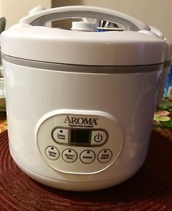 Aroma Rice Cooker Food Steamer