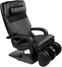 HT 7450 Zero Anti Gravity Massage Perfect Chair Recliner Premium Leather