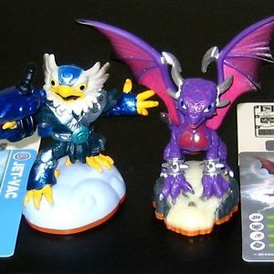 Skylanders Cynder Loose: Video Games & Consoles
