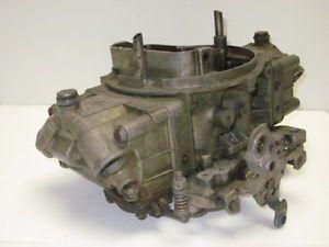 Holley 850 CFM Dual Feed Square Bore Double Pumper Carburetor 4781 Race NHRA
