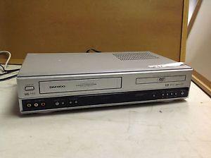 Daewoo DV6T844B VHS VCR DVD Combo 6 Head HiFi Stereo Player