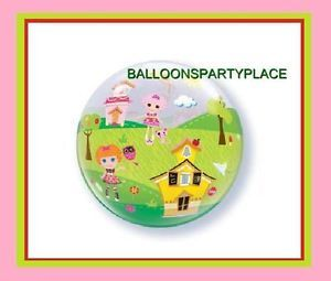 "Lalaloopsy Land 22"" Bubble Sew Rag Dolls Party Supplies Decorations Balloons XL"