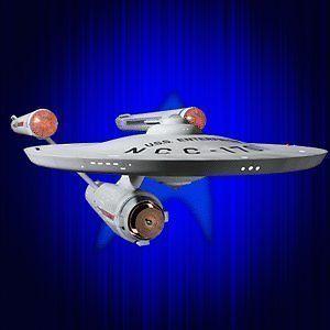 Star Trek Master Replicas Enterprise