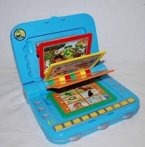 Go Diego Field Journal Educational Talking Animal Discovery Laptop Preschool Toy