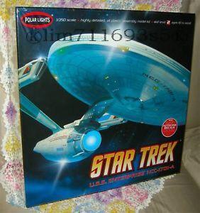 Star Trek USS Enterprise NCC 1701 A Model Kit 1 350 Scale
