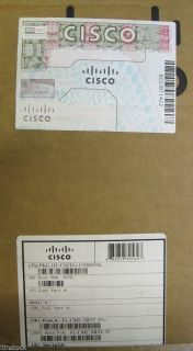 2 x Cisco FL CME SRST 25 Telephone License Call Manager Express Survivable