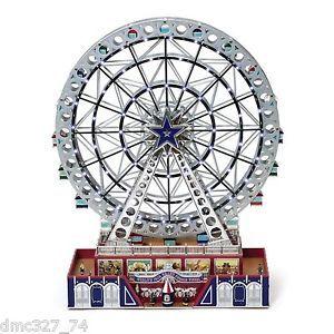 Mr Christmas Gold Label World's Fair Platinum Grand Ferris Wheel 79793