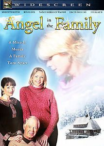 ANGEL IN THE FAMILY Meredith Baxter New Hallmark DVD