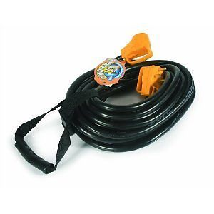 New 30 Amp 50 Foot RV Power Grip Extension Cord 10 Gauge Camco