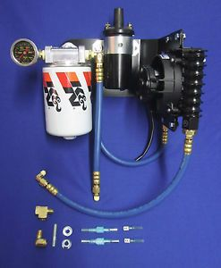 SA 200 Oil Filter Powered Fan Oil Cooler Lincoln Welder Texas Twister 2