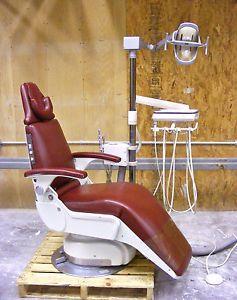 SS White Revelation Dental Chair Beaverstate Operatory Package w PELTON Light