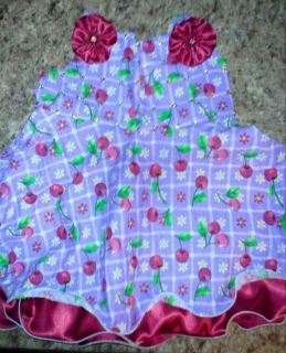 Valentines Pageant Glitz Custom Made Wear Theme Casual OOC Natural Dress Bows