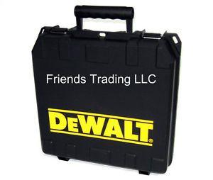 Dewalt 14 4V 18 Volt 18V Cordless Tool Box Great for Drills Impact Drivers