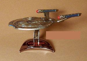 Star Trek Johnny Lightning Enterprise NX 01 Battle Damaged