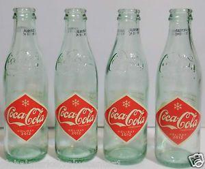 8 oz Coca Cola Bottle