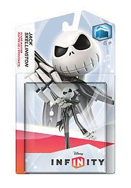 Disney Infinity Jack Skellington Figure RARE Pre Order Power Disc Pack Game