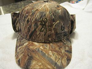 Browning Quik Camo Face Mask and Cap