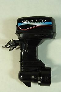 Vintage Mercury Outboard Electric Motor for Toy Boat