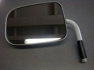Chevy GMC Full Size Truck Jimmy Blazer White MIRROR1985 1991 Left Hand