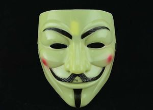 2013 V for Vendetta Guy Fawkes Fancy Dress Party Halloween Masquerade Face Mask