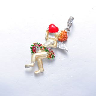 31 Fashion Premier Designs Jewelry Tribal Pendant Cupid for Necklace Charms